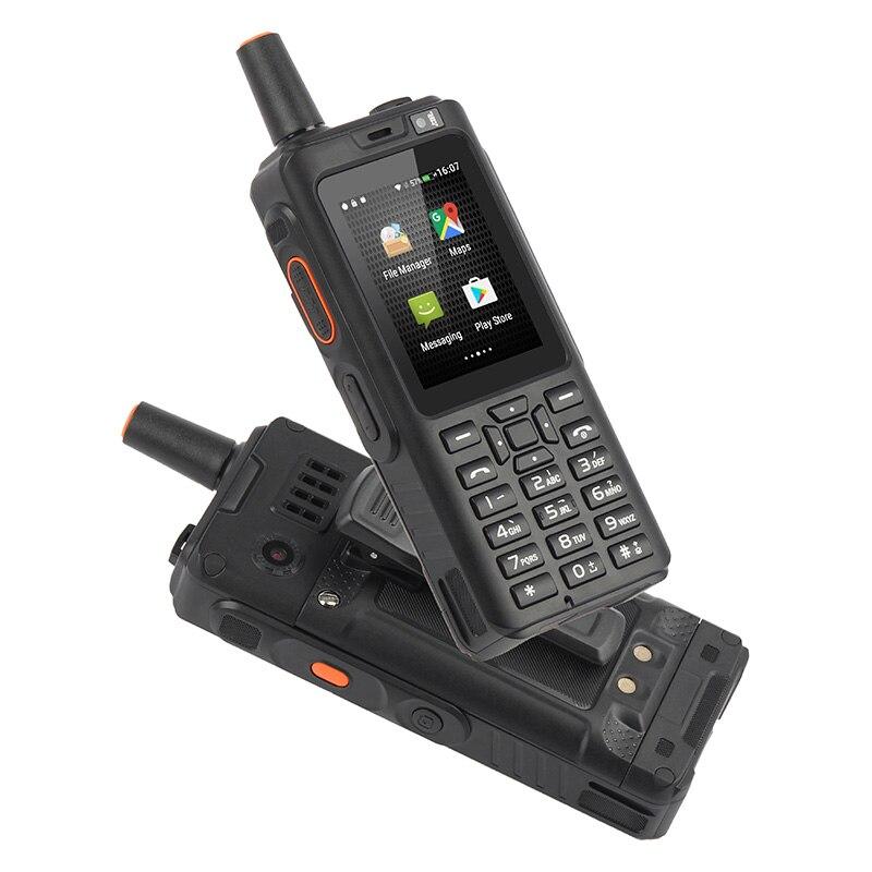 UNIWA Alpi F40 Del Telefono Mobile Zello Walkie Talkie IP65 Impermeabile FDD LTE 4G GPS Smartphone MTK6737M Quad Core 1GB + 8GB Cellulare - 3