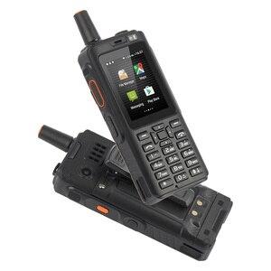 Image 3 - UNIWA alpes F40 téléphone portable Zello talkie walkie IP65 étanche FDD LTE 4G GPS Smartphone MTK6737M Quad Core 1GB + 8GB téléphone portable