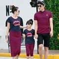Familia Trajes A Juego Familia Activa Ropa Madre/Padre e Hijo Madre e Hija de Ropa Ropa Ropa de La Familia Establece TL21