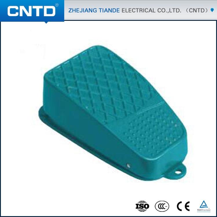 CNTD 2Years Warranty Aluminum Casting 10A 250VAC usb Foot Pedal Switch (CFS-3)