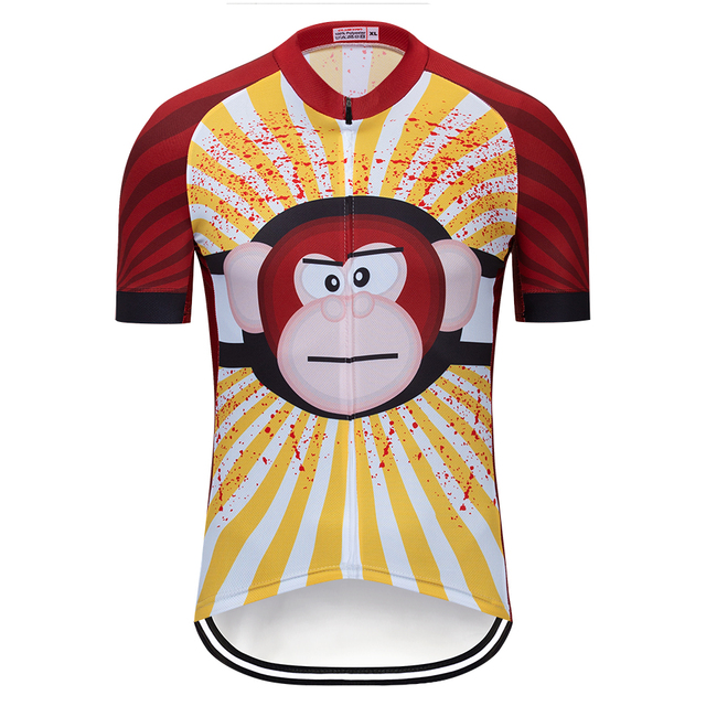 2019 Men's short sleeve cycling jerseys Cycling jerseys mtb cycle bicicleta bike only shirt cycling clothing