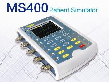 Contec Manufacturer shipping, MS400 Multi Parameter Patient Simulator ECG IBP Temperature Patient Simulator 2