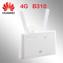huawei b310 wifi 4g router hotspot b310s-22 wireless 3g router with external antenna lte routers rj45  CPE car pk b890 e5172
