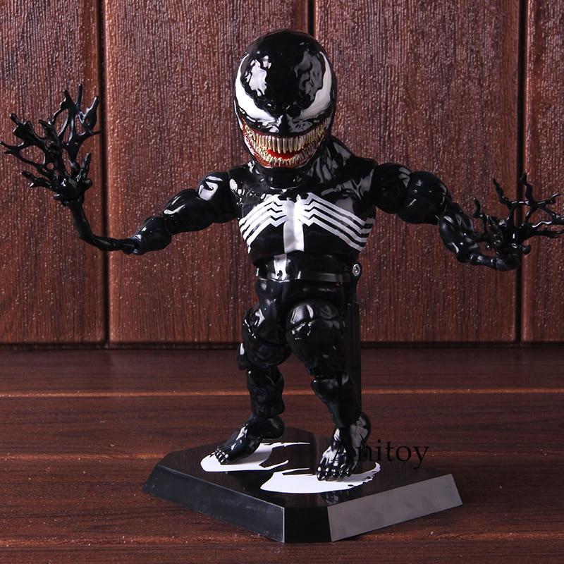 Marvel Oyuncaklar Venom Edward Eddie Brock PVC Action Figure Koleksiyon Model OyuncakMarvel Oyuncaklar Venom Edward Eddie Brock PVC Action Figure Koleksiyon Model Oyuncak