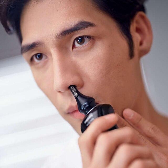 PHILIPS Multi-Funktionale Elektrische Rasierer Serie 5000 LED Lade Display Rasieren Maschine für Männer S5082 Mit Nase Haar Trimmer