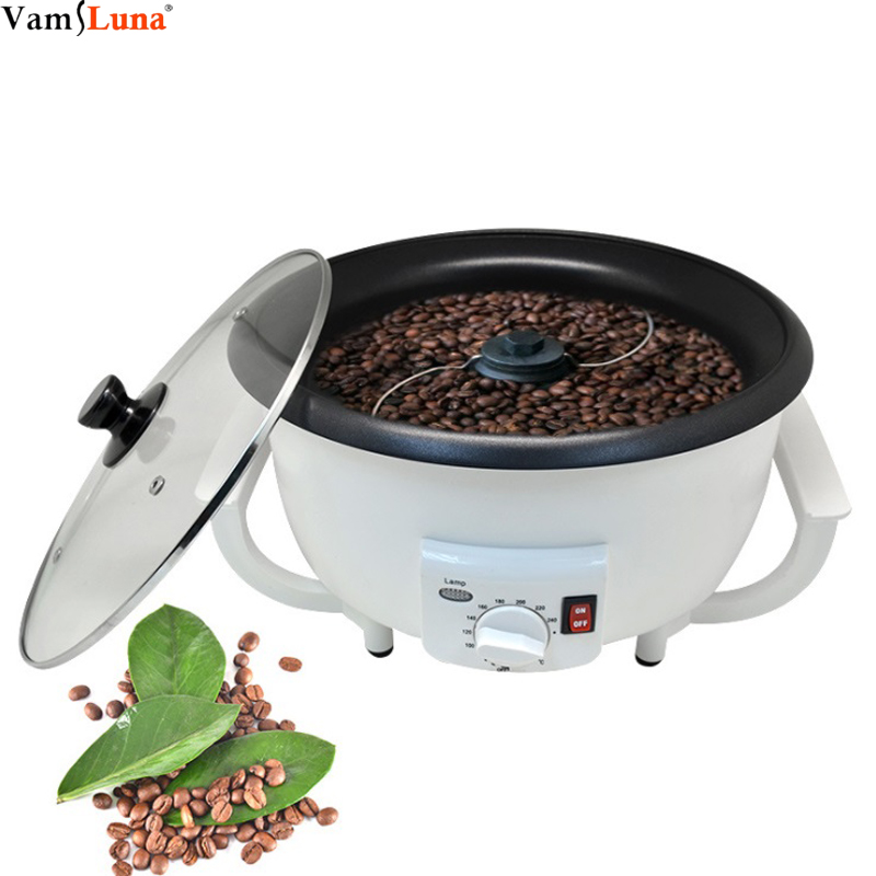 Household Coffee Roaster Electric Home Coffee Roaster For Baking Coffee Bean Roasting Baking Machine (Upgrade 110V-120V)(China)