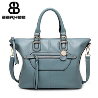 New 2017 Russia Women S Leather Bag Ladies Totes Big Shoulder Bags Women Messenger Bags Handbags