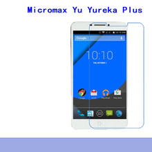 For Micromax Yu Yureka Plus Hard nano-screen protective film super strong impact screen explosion-proof protective film(China)