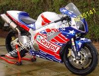 Sportbike Body Kit For Honda VTR 1000 SP1 SP2 RC51 2000 2007 RVT 1000R 00 07 Aftermarket ABS Motorcycle Fairing Kit