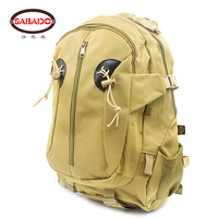 600D Waterproof 35L Camouflage Usual Schoolbag Wargame Military Equipment Outdoor Hunting Hiking Camping Tactical Backpack Bag