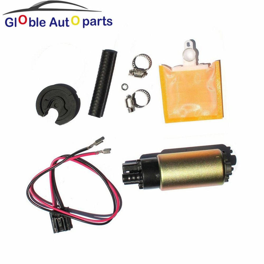 12v fuel pump 125lph for ford mustang aspire explorer contour probe ranger expedition e150 e550