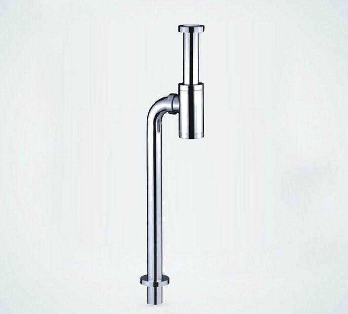 Acier inoxydable s piège anti-odeur bassin bassin bassin draineur tuyau de drainage salle de bains armoire tuyau d'égout DP905