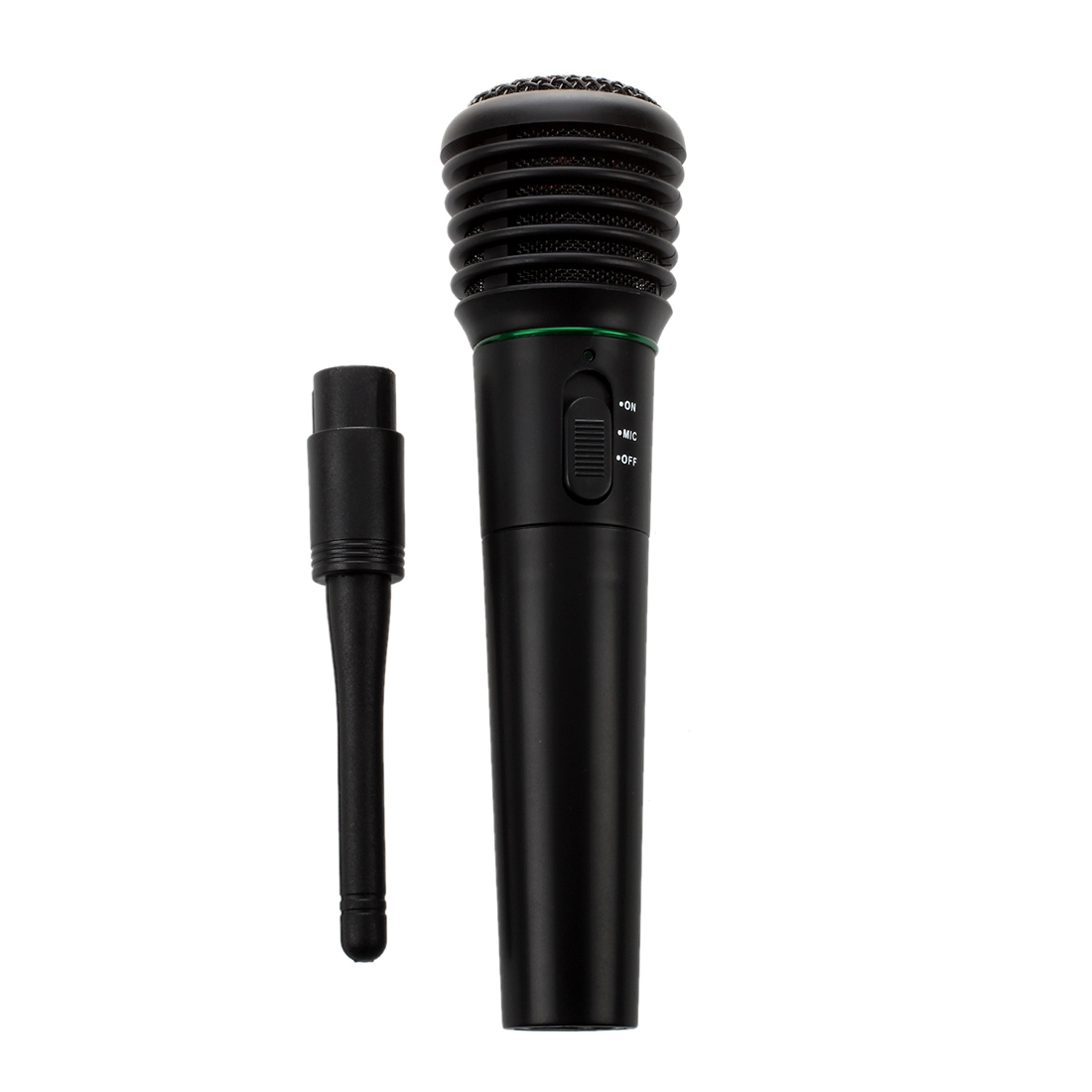 2 in 1 Wired & Wireless Handheld Microphone Wireless
