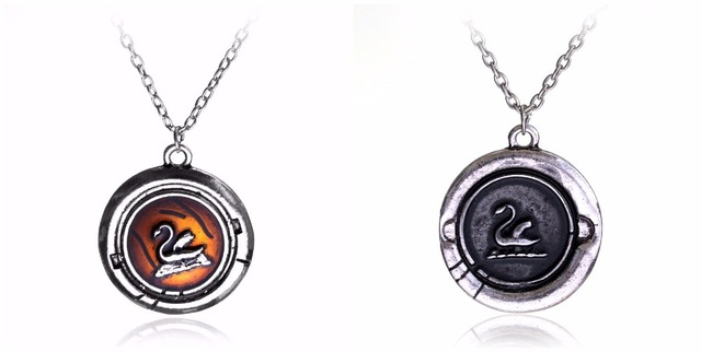 Swan Necklace ALP Free Shipping Once Upon A Time For Emma Swan Necklace Pendant For Men and  Women Jewelry Pendant