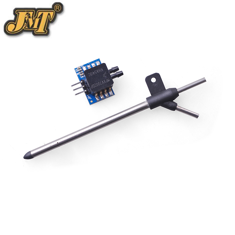JMT Ardupilot Arduplane Airspeed Meter Sensor Kit With Pilot Tube for APM2.5 2.6 2.8 Flight Controller new update ardupilot arduplane airspeed sensor kit with pilot tube mpxv7002 for apm 2 5 2 6
