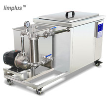 Limplus 88L Industrial Digital Ultrasonic Cleaner For Musical Instruments Surgical Instruments Ultrasonic Water Bath Removal Oil