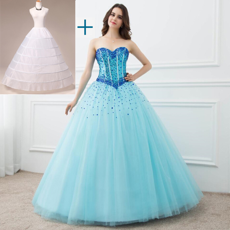 caccc7cbd0 Custom Made Quinceanera Dress Ball Gown Bandage Party Dresses ...
