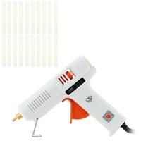 150W Professional Hot Melt Glue Gun 100 240V Glue Tool With 20pcs Glue Sticks 140 220