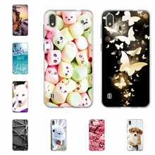 For ZTE Blade A530 Case Ultra-slim Soft TPU Silicone Cover Cute Cartoon Patterned Bumper Shell