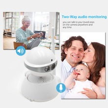WI-FI 720P HD CCTV Home Security Camera Baby Camera Video With Remote Surveillance