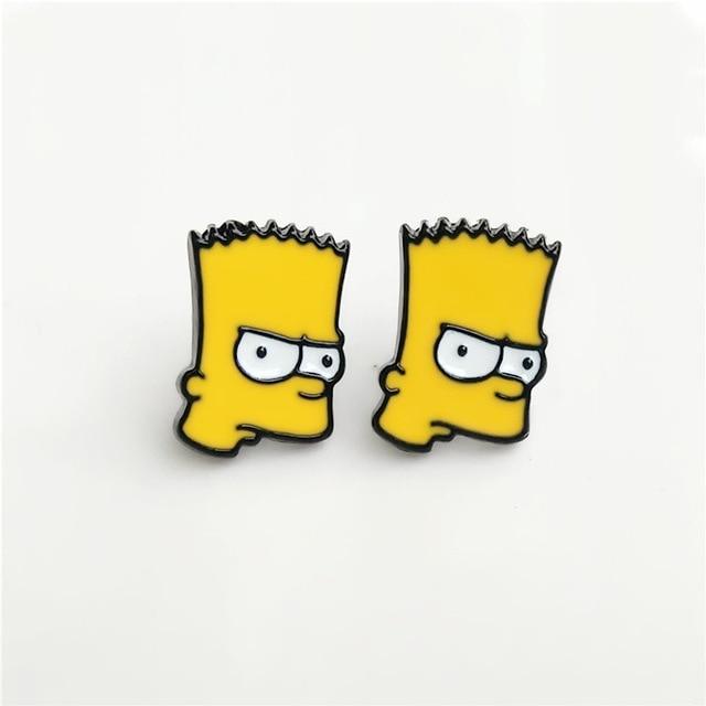 Сережки Симпсоны в ассортименте 1