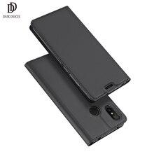 Xiaomi Mi A2 Lite чехол DUX DUCIS кожа книжка чехол на xiaomi Mi A2 Lite бумажник флип Телефонные чехлы для сяоми ми а2 лайт xiomi Mi a2 Lite Mia2 2018