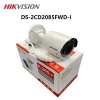 Hikvision английская версия DS 2CD2085FWD I H.265 + 8MP сети Пуля CCTV Камера с слот для карты SD IP67