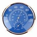 Улучшенный qualityLarge Круглый Термометр Гигрометр Температура Влажность Монитор Метр Колеи