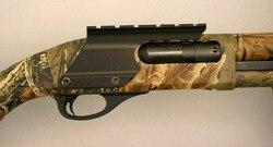 Cocok Remington Rem 870 Senapan Aluminium Senapan Red Dot Sight Lingkup 20 Mm Picatinny Rail Dasar Adaptor M6772