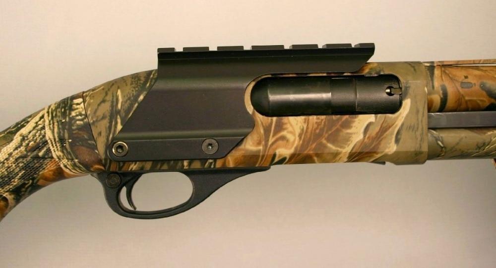 Fit Remington Rem 870 Shotguns Aluminum Rifle Red Dot Sight Scope 20 Mm Picatinny Rail Mount Base Adapter M6772