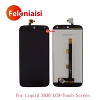 High Quality 5 5 For Acer Liquid Z630 Full Lcd Display With Touch Screen Digitizer Sensor