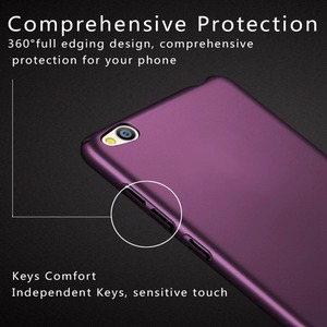 Image 4 - สำหรับ Xiaomi Redmi 3 กรณี 5.0 นิ้ว Redmi3 กลับฝาครอบ Luxury Ultra บาง Hard โทรศัพท์พลาสติก Case สำหรับ Xiaomi Hongmi redmi 3 Capa Funda