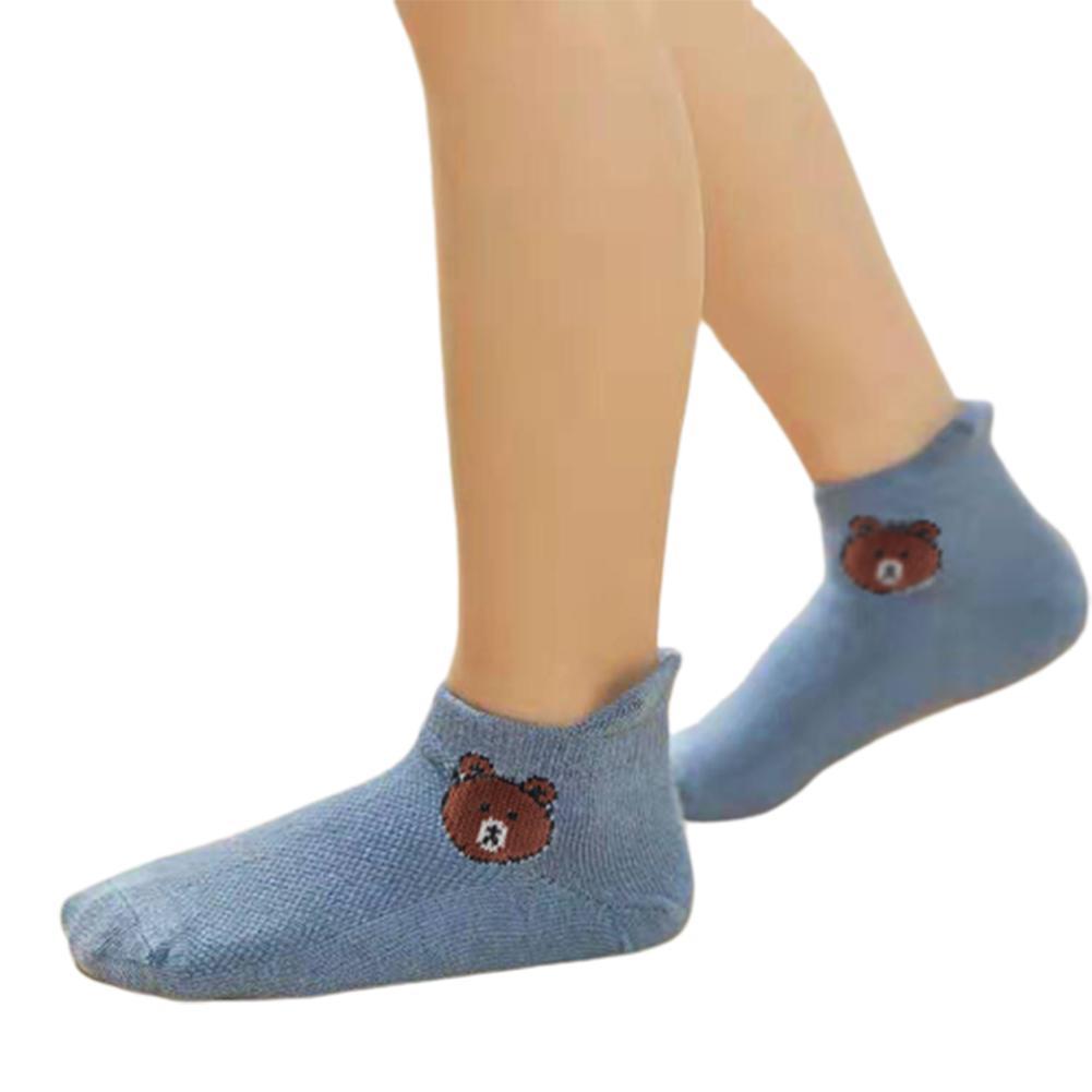 Mesh socks for Boys and Girls Cute Cartoon Decoration Children Socks in Socks from Mother Kids