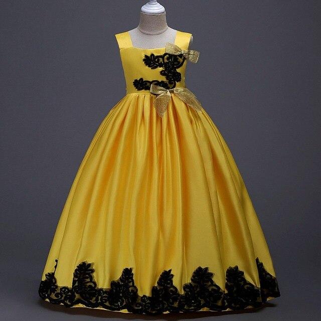 46f79fc5 US $19.96 |Kwiat Cekiny Księżniczka Malucha dziewczyny Sukienki letnie 2017  Halloween Party Girl tutu Sukienka dzieci sukienki dla Dziewczynek ...
