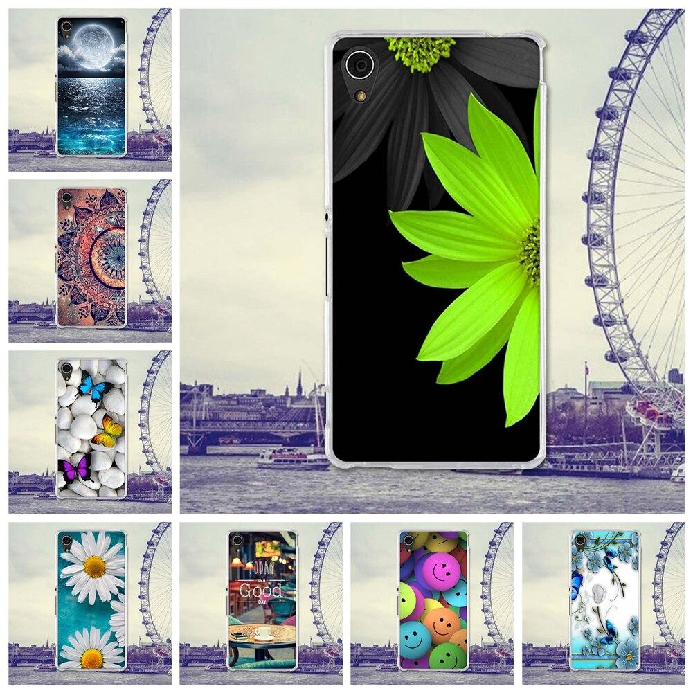 Phone Case For Sony Xperia M4 Aqua Case Phone Cover for Sony Xperia M4Aqua Case M4 Aqua E2303 E2333 E2353 Cover Silicone Squishy