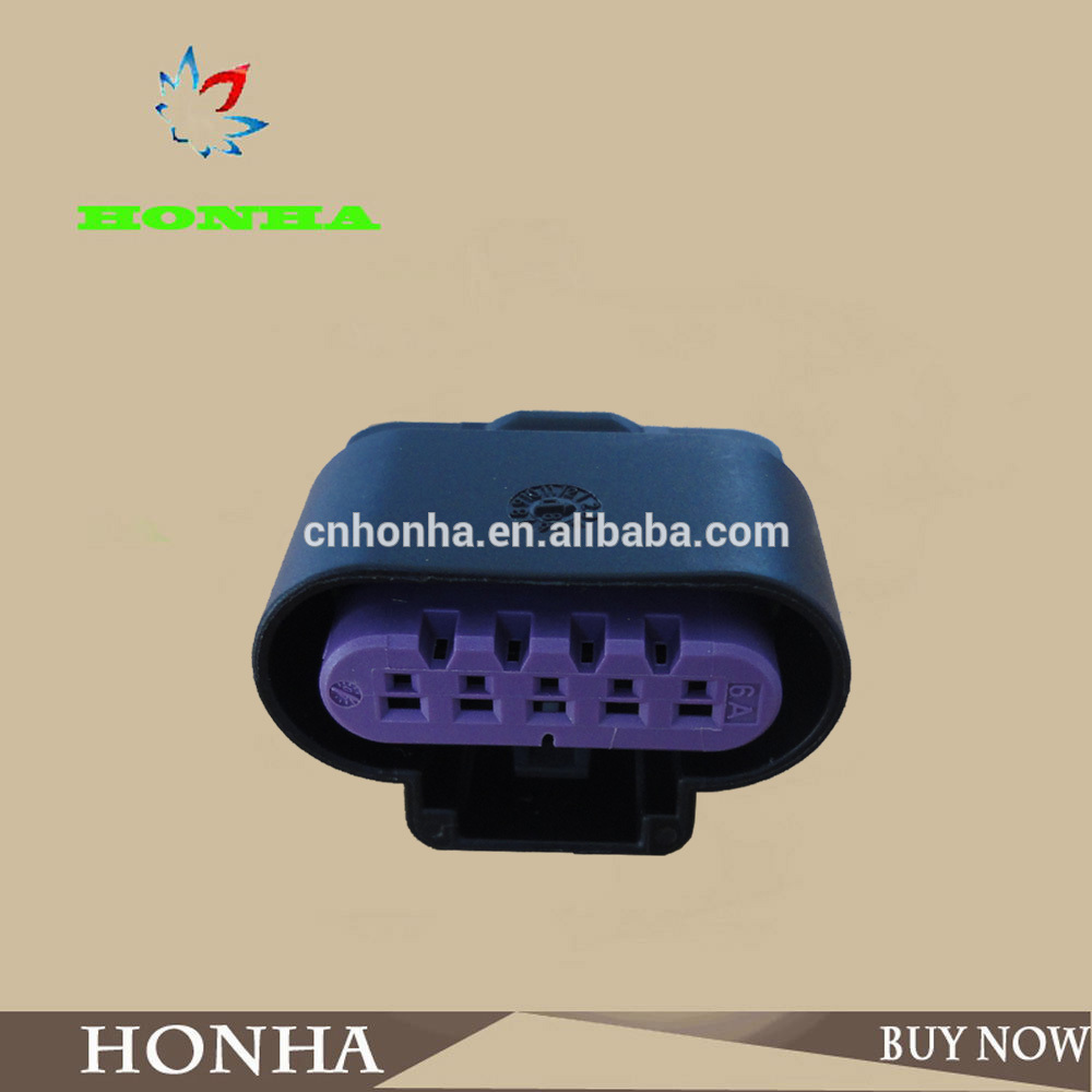 Automotive Wire Harness Wiring Library Delphi India 15326822 Pa66 5 Pin Female Electrical Connectors For In Cables