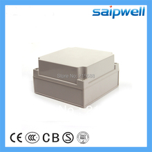 waterproof box plastic ABS switch box junction box  plastic box electronics 175*175*110mm IP66 DS-AG-1717-1