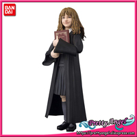 Genuine BANDAI SPIRITS Tamashii Nations S.H.Figuarts Harrypotter and the Philosopher's Stone Hermione Granger Action Figure