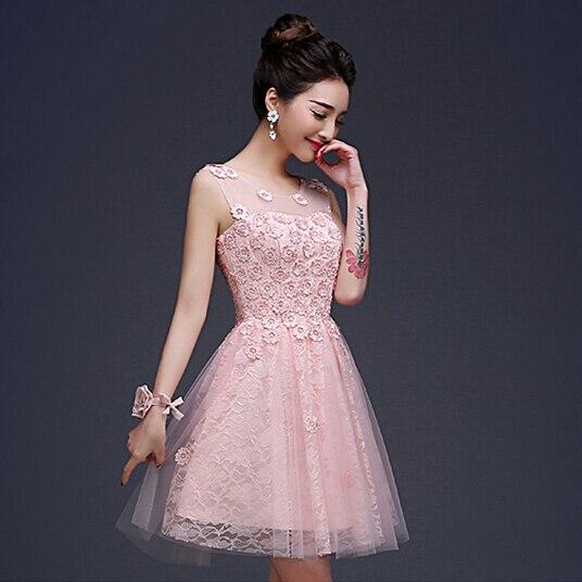 Popular Beautiful Light Pink Prom Dresses-Buy Cheap Beautiful ...