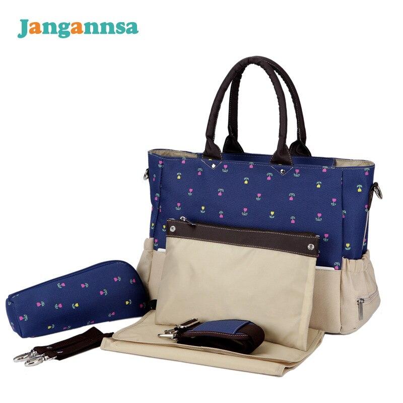 Fleur bébé sac à langer pour maman maternité poussette sac multifonctionnel bébé maternité poche grande capacité Nappy sac bébé soin