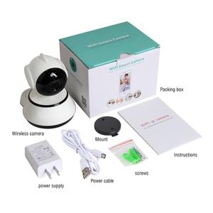 Image 5 - Câmera de vigilância residencial, ip sem fio barata wi fi gravação de áudio ir cut visão noturna hd mini cctv câmera fotográfica para câmera