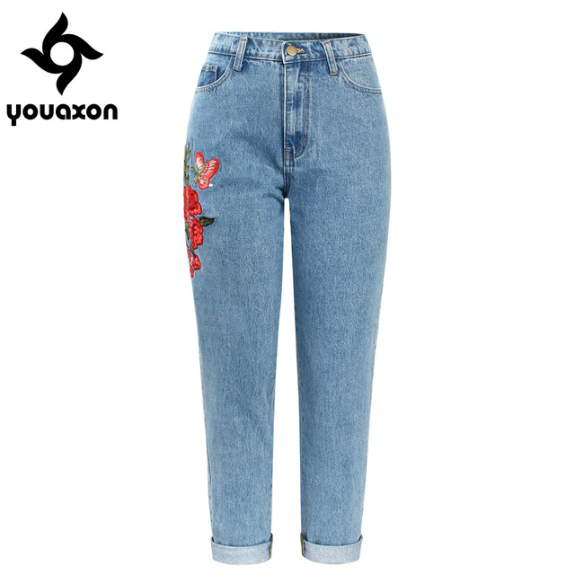 Mother Woman Cropped Faded High-rise Bootcut Jeans Light Denim Size 29 Mother 8Tz2mAPA