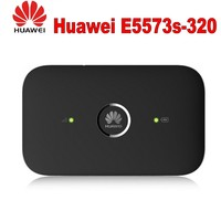 4G New Router Unlocked Huawei E5573 E5573s 320 E5573bs 320 Cat4 150mbps Wireless Mobile 4G Hotspot Pocket with 2 pcs Antenna