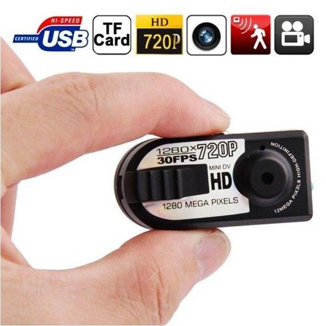 Q5 Высокой Resoultion HD 720 P Mini DV Видеокамеры Ночь DV камеры инфракрасного ночного видения камеры