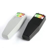 LED Light Ghost Hunting Equipment Black G K II KII K2 Meter Deluxe EMF Detector Sensor Rugged With ElectromagneticTwo colors