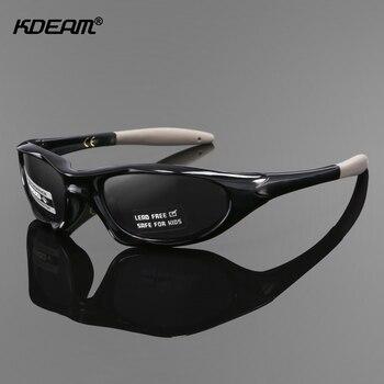 KDEAM Kids Polarized Sunglasses  5