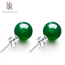 Bague Ringen Stud Earrings For Women Earings Fashion jewelry Silver Trendy Party Wedding Wholesale Gifts
