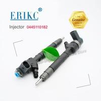 ERIKC bocal injector 0445110182 diesel injector common rail montagem 0 445 110 182 diesel injetores de combustível 0445 110 182 nozzle injector rail injectors common rail injector -