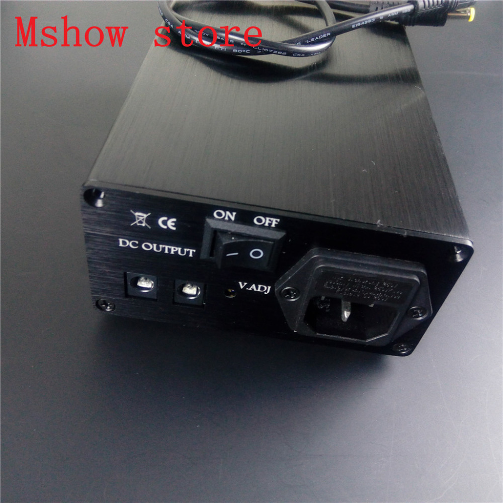 Punctual Mshow P2 25va Upgrade Talema Ultra-low Noise Linear Power Supply Psu Output Dc 15v 18v 24v High Quality For Hifi Audio Amp Dac 100% Guarantee Home Audio & Video