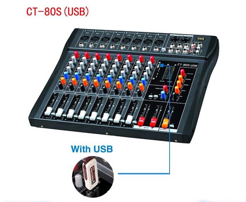 Online Buy Wholesale karaoke mixing amplifier from China ...